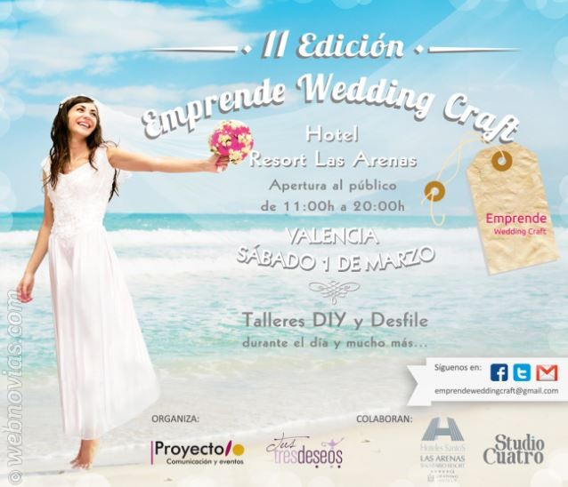 II edición de Emprende Wedding Craft
