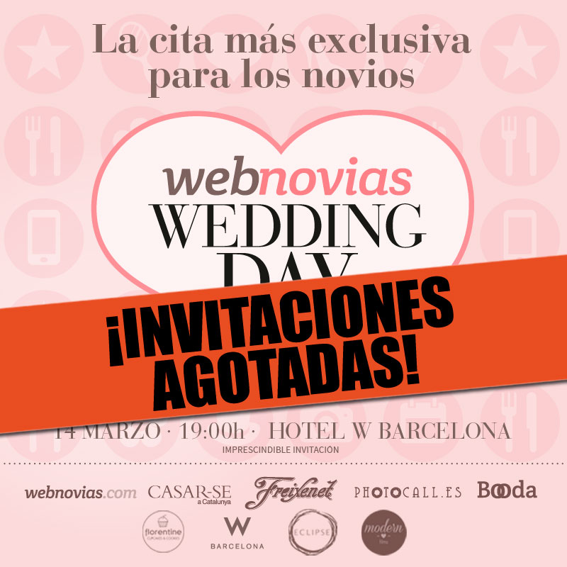 ¡Ven al Webnovias Wedding Day!