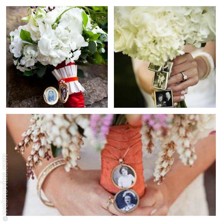 Ideas para personalizar el ramo de novia 1