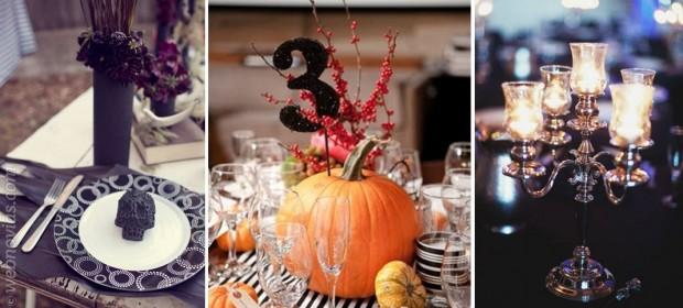 Ideas para una boda en Halloween