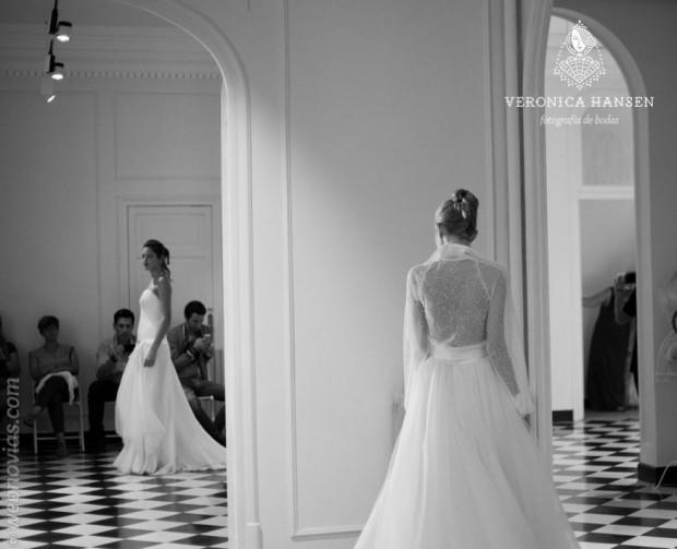 Desfiles de la Wedding Collections 2014