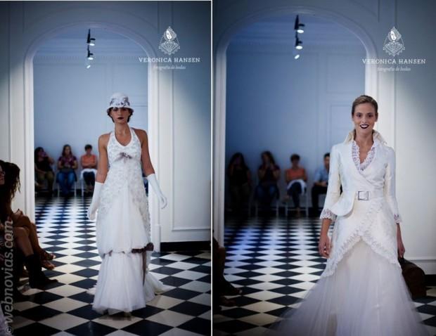 Desfiles de la Wedding Collections 2014- Inmaculada García