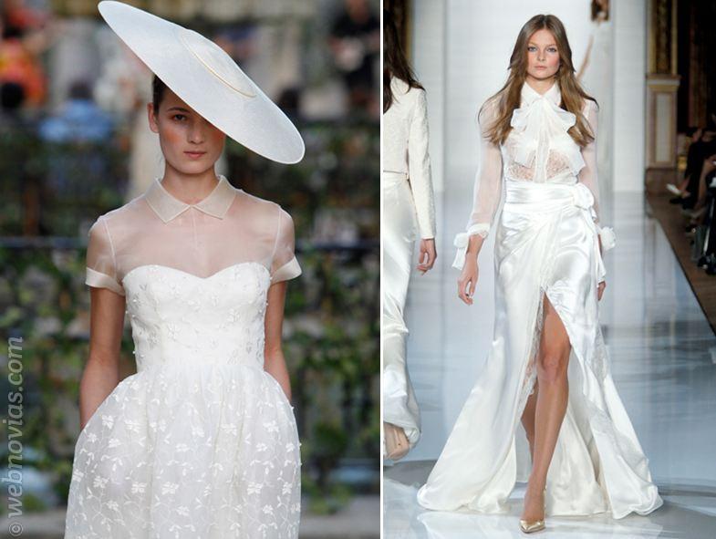 Consejos de moda: vestidos de novia camiseros