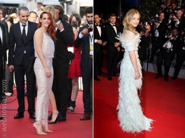 """La alfombra """"blanca"""" de Cannes 2014"""