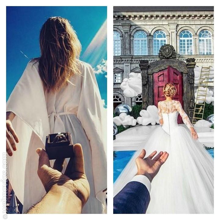 La pareja de #FollowMeTo se da el sí, quiero