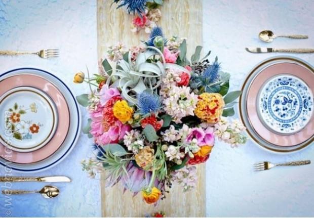 Las 12 ideas de decoración floral de 2014 10