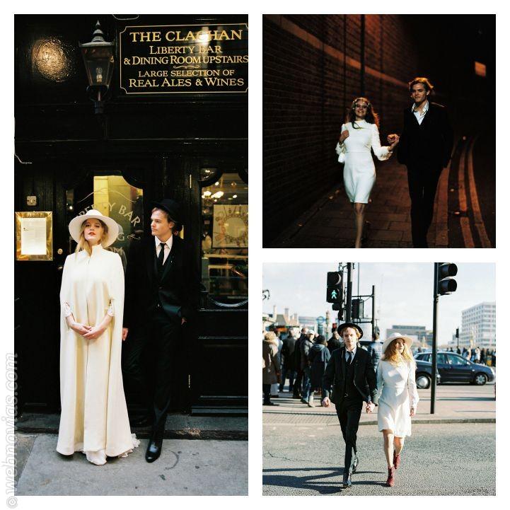 Las novias de los 70 de Stéphanie Wolff 1