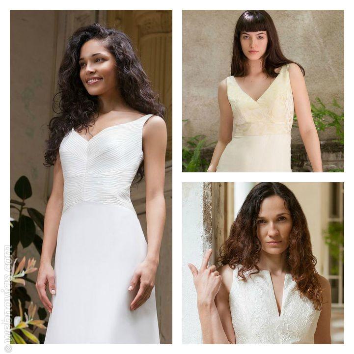 Las novias minimalistas de Estanislao para 2016 3