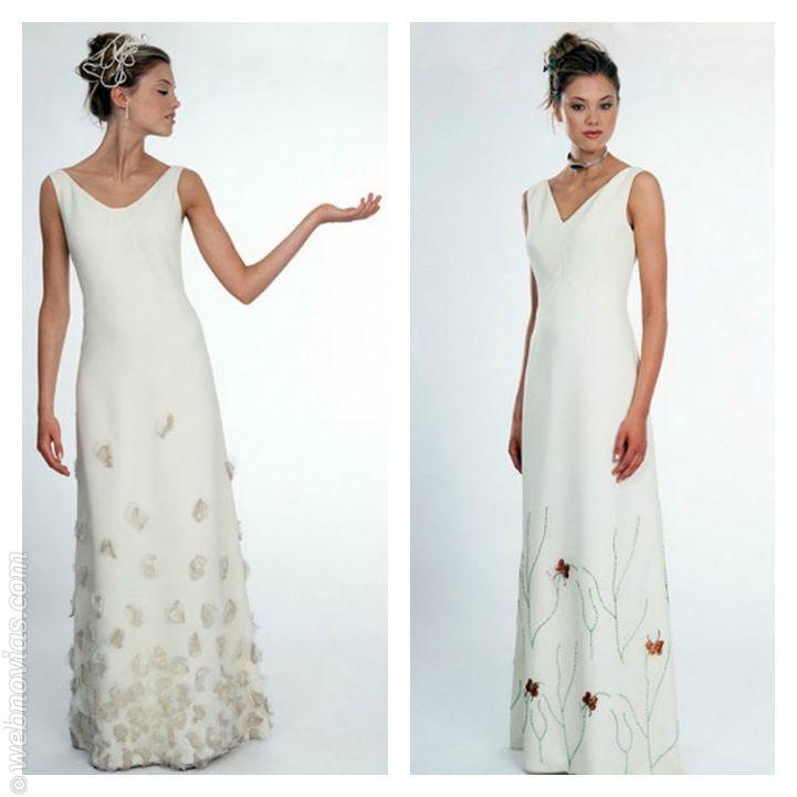 Las novias minimalistas de Estanislao para 2016 4