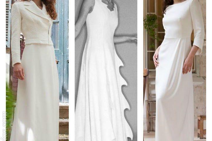 483df51292 Las novias minimalistas de Estanislao para 2016