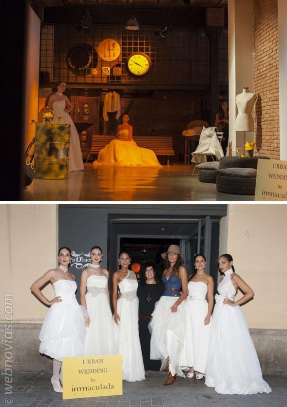 Las novias urbanas de Inmaculada García 3