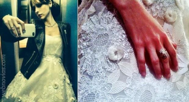 Las novias de los Goya 2014