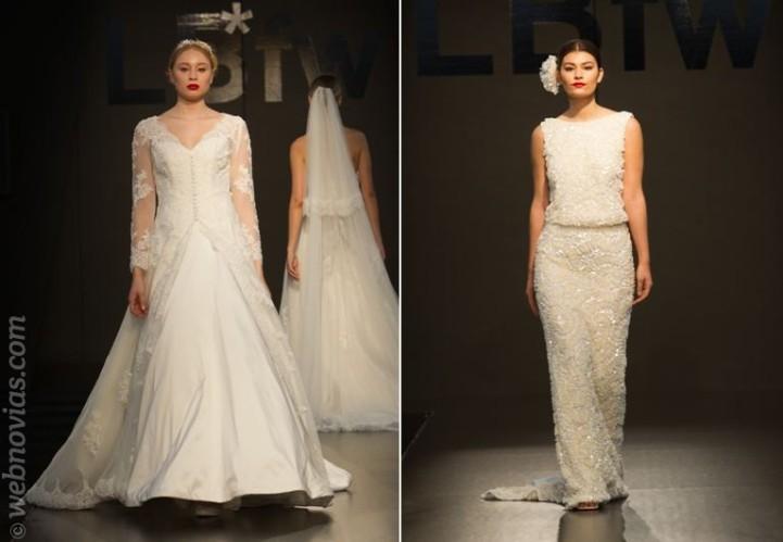London Bridal Fashion Week: éxito en la 1ª edición