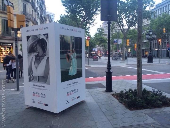 La moda nupcial conquista Barcelona