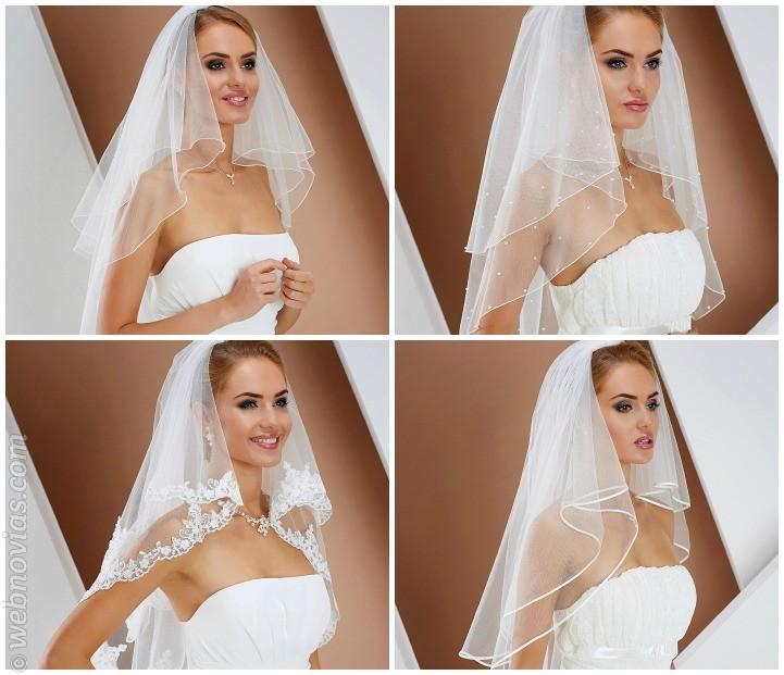 Los complementos para la novia de Bianco Evento