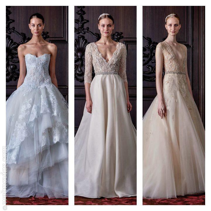 Los vestidos de cuento de Monique Lhuillier 1