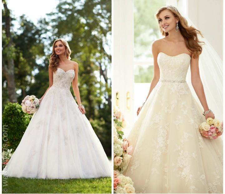 los vestidos para las novias 2016 de stella york | webnovias