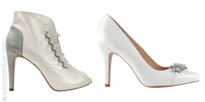 a93b1954c0 Los zapatos de novia de Lodi para 2016