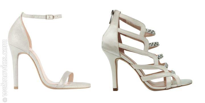 Los zapatos de novia de Lodi para 2016 2