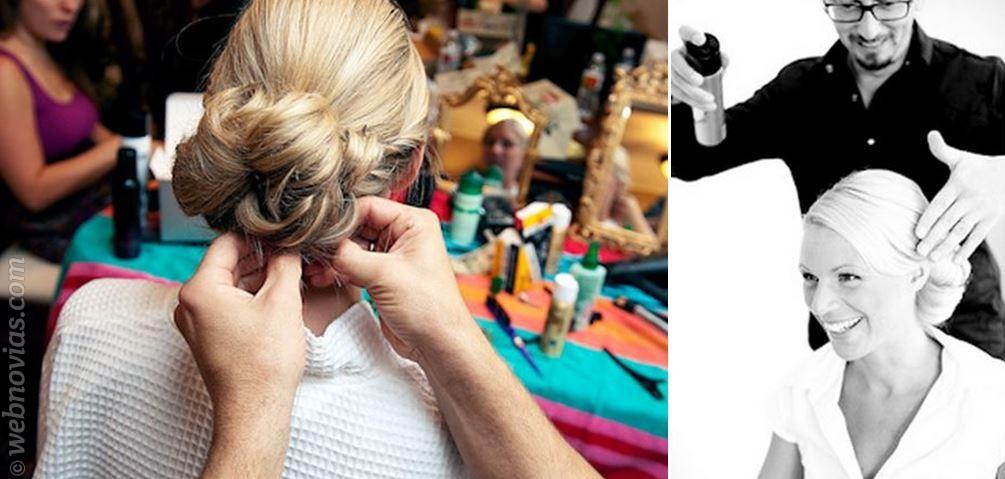 ¡Luce pelo largo y corto en tu boda!