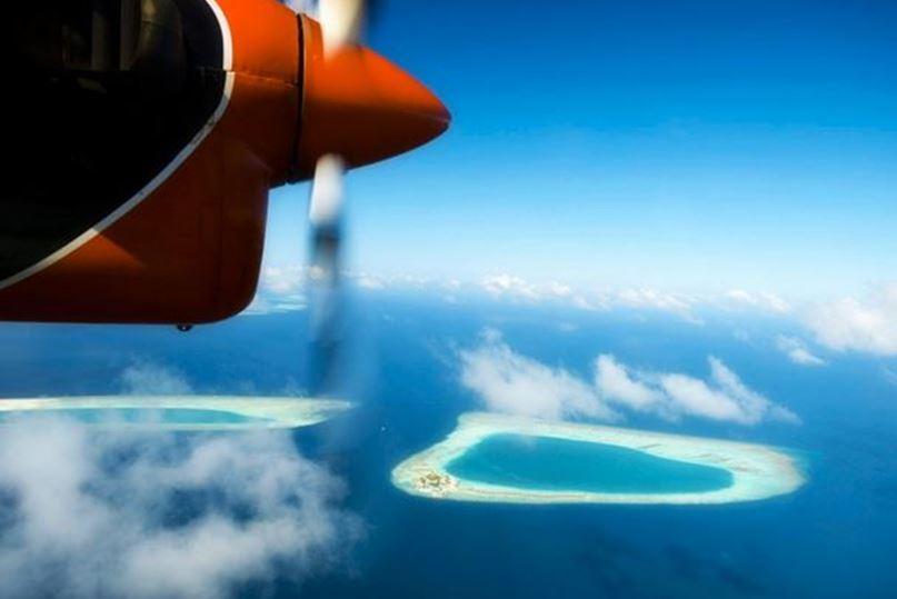 Luna de miel en Maldivas, destino de moda