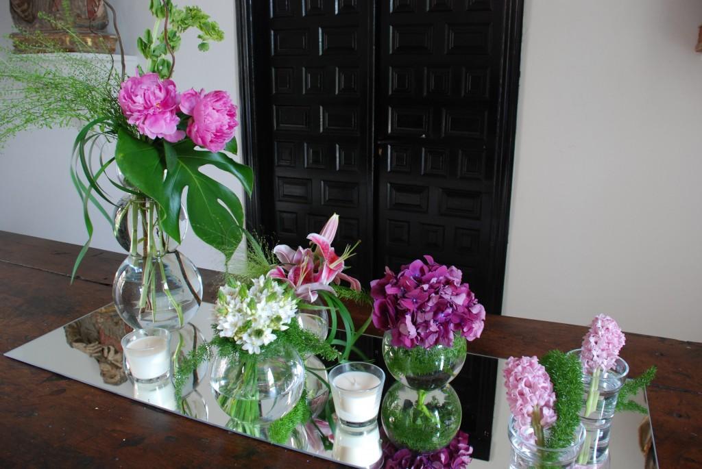Decorar la boda con flores