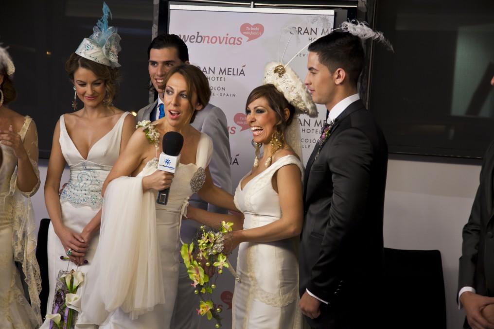 Webnovias se presenta en Sevilla