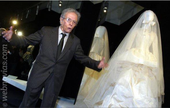 Adiós a Manuel Pertegaz, genio de la moda