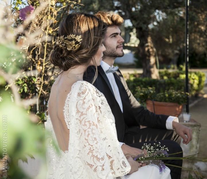 Marta y José, una boda con mil y un detalles
