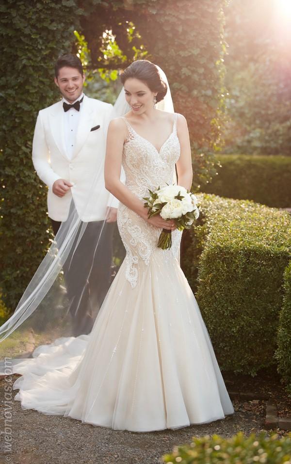 Vestido de novia de Martina Liana
