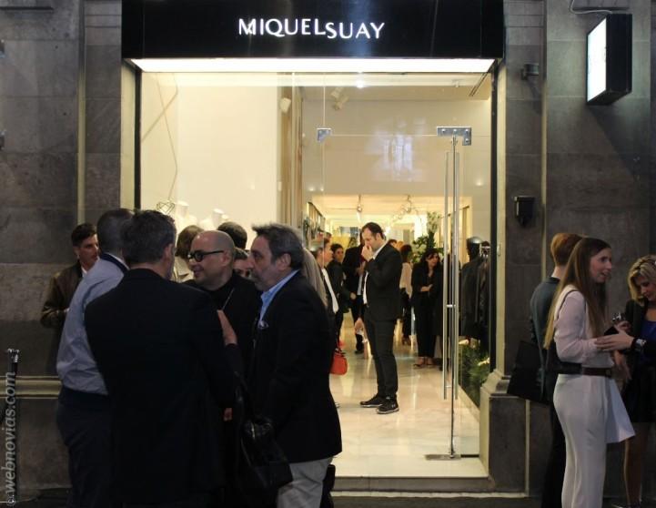 Miquel Suay inaugura tienda en Barcelona 3