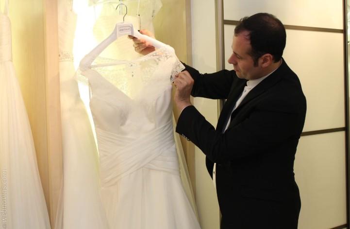 Miquel Suay inaugura tienda en Barcelona