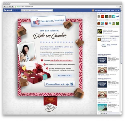 San Valentín: regalos con amor