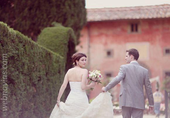 ¡Nos casamos en el extranjero!