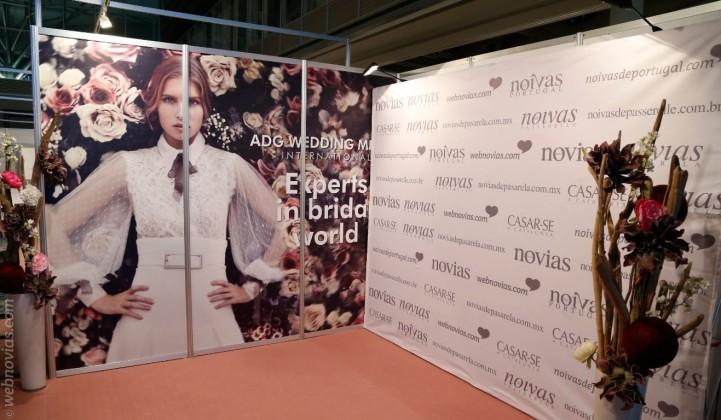 Noviaespaña Barcelona Bridal Week 2015