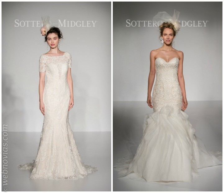 Novias 2016 Maggie Sottero y Sottero and Midgley