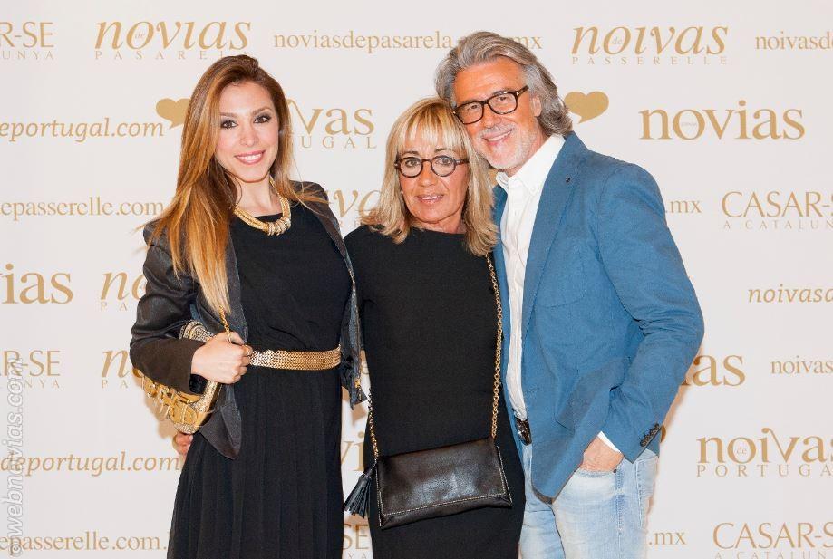 Novias de España presentación de lujo