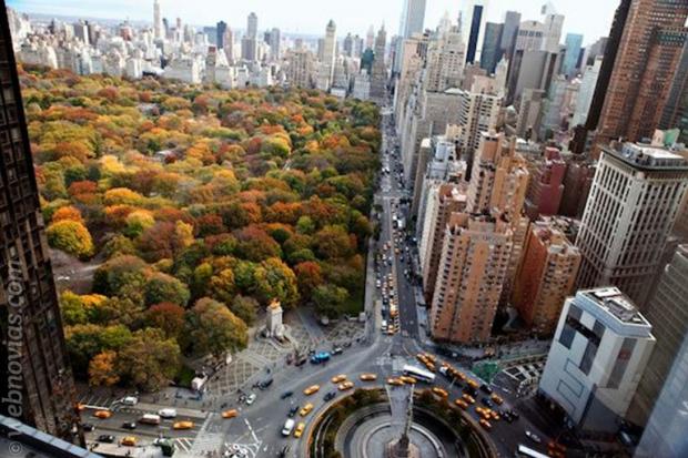 ¿Dónde celebrar tu luna de miel en otoño?
