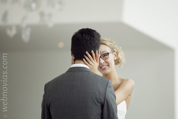 Novias con gafas: ¡a la última!