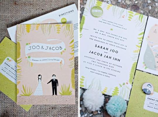¡Estáis invitados a la boda!