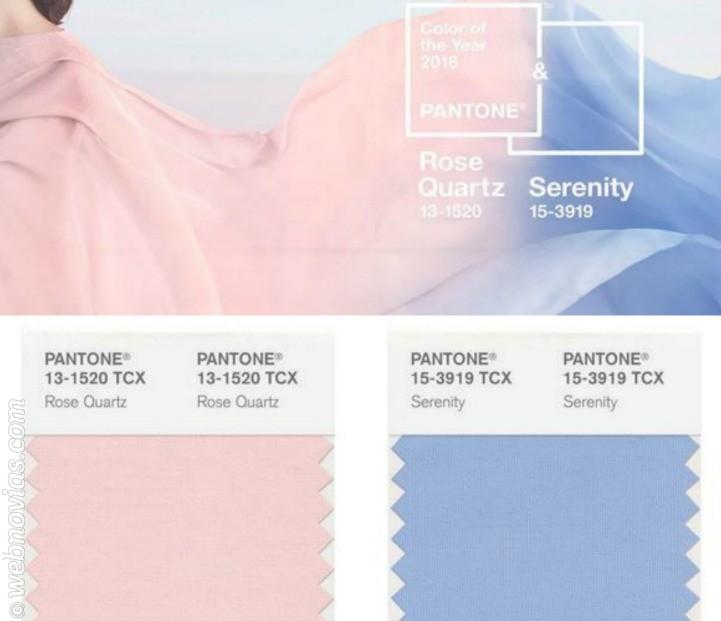 Pantone propone el azul Serenity para 2016