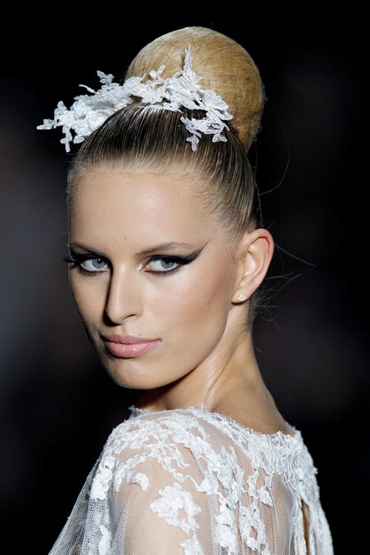 Maquillaje de novia: Mirada sofisticada