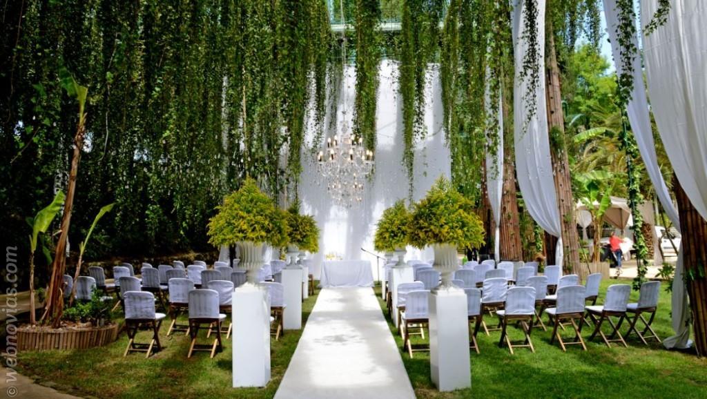 Quinta lago dos cisnes bodas