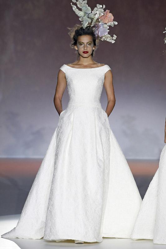 Vestido de novia de Raimon Bundó 2012