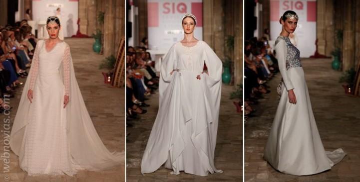 SIQ Sevilla vestidos de novia de Analilen