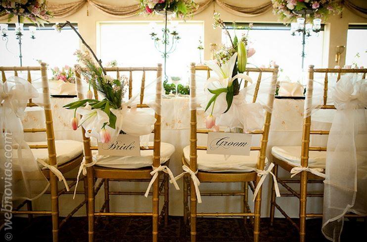 El seating de la boda: ¡inspírate!