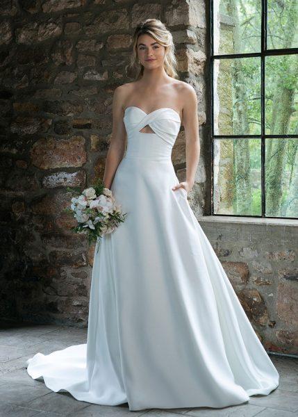Sincerity Bridal: la personificación del romance clásico | Webnovias.com