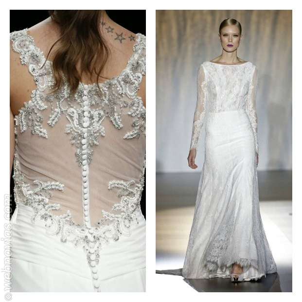 Tendencias novias 2016 transparencias