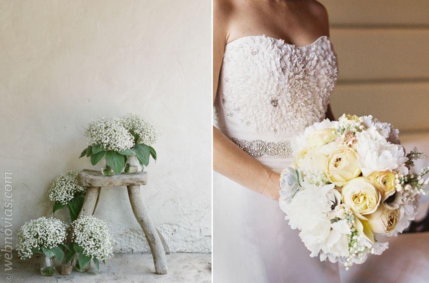 Tendencias ramos de novia