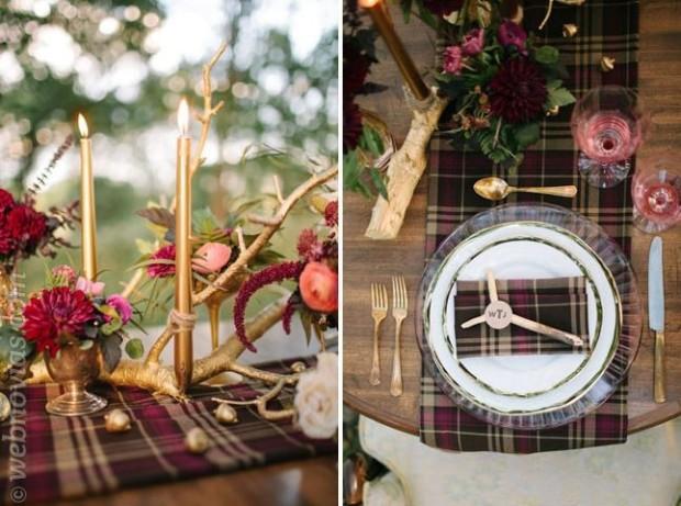 Una boda invernal